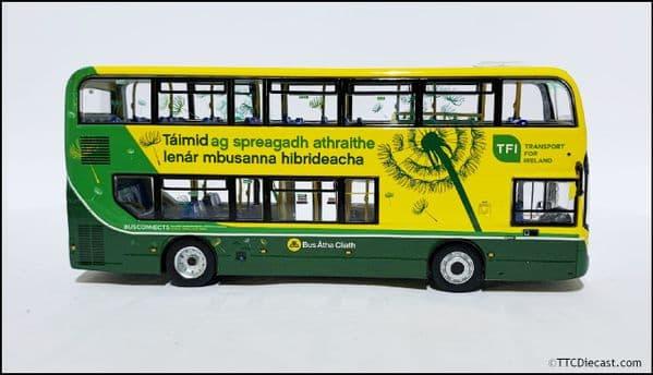 NORTHCORD IEBUS0007 ADL Enviro400 Dublin Bus (AH1 191-D-44403) Enviro400MMC hybrid